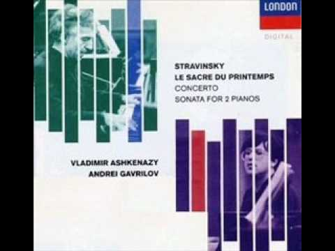 Download Stravinsky Le Sacre du Printemps - The Adoration of the Earth
