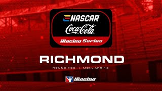 eNASCAR Coca-Cola iRacing Series | Round 6 at Richmond