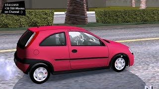 Ope/Vauxhall Corsa 1.7 DTI Grand Theft Auto San Andreas Popular Mods