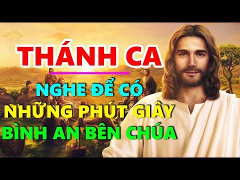 TUYỆT ĐỈNH THÁNH CA VUI TƯƠI   Thánh Ca Vui Tươi Nghe Để Có Những Phút Giây Bình An Bên Chúa