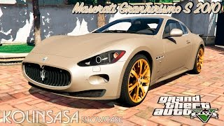 GTA 5 Maserati GranTurismo S 2010(Скачать модификацию (Download modification): http://link.ac/55Pu1 ..., 2015-10-02T13:00:21.000Z)
