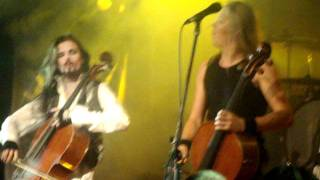 Apocalyptica - Grace - Live In Zagreb 2011