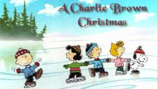 Charlie Brown Christmas - Christmas Time Is Here [Instrumental]