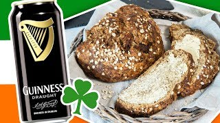 Guinness Soda Bread Recipe - Irish St. Patrick's Day Recipes by Warren Nash