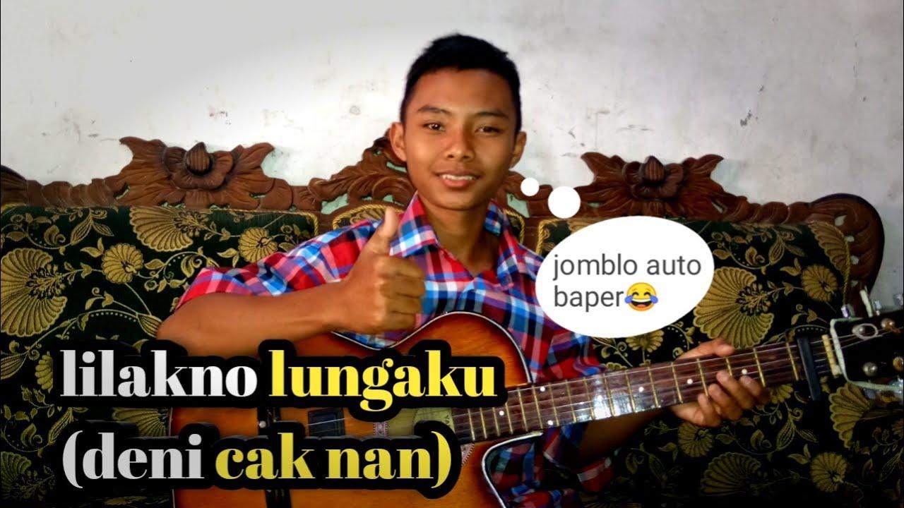 Lilakno lungaku(deni cak nan) cover gitar by udin official
