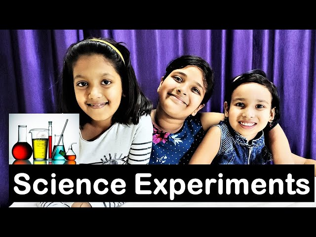 Candle Covered with glass Experiments |Soda Balloon Experiments |Science exp in Hindi | Part1