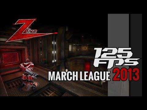 125 FPS March League Quarter Finals - Guard vs Cooller