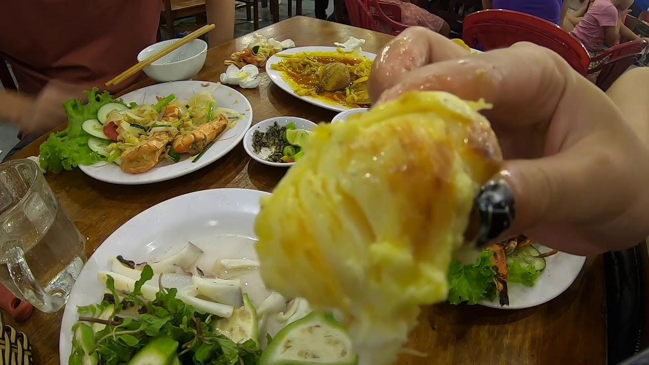 Hành trình du lịch Hà Nội – Đà Nẵng ( tập 3) – Đà Nẵng bữa tiệc hải sản !!