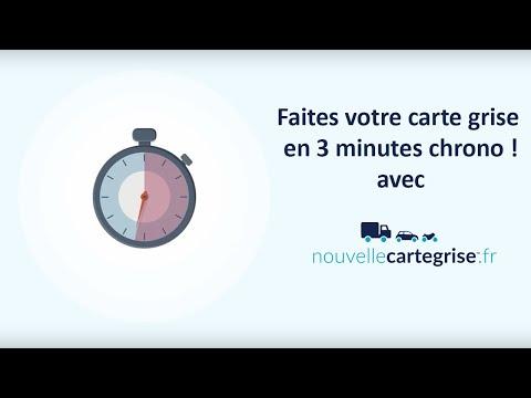 carte grise sans frais supplémentaire Carte grise en ligne   NouvelleCarteGrise.fr