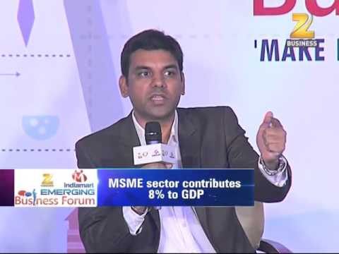 IndiaMART Emerging Business Forum, Ludhiana session, Part A