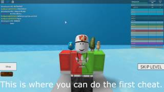How to Skip Levels in Speed Run 4 | Roblox