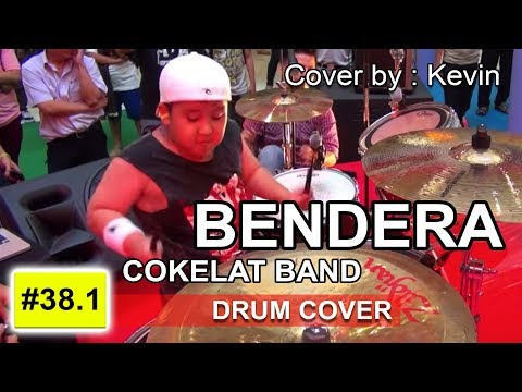 Bendera Cokelat - Drum Cover by : Kevin Wilbert