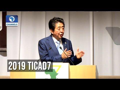 Japanese PM Opens Confab