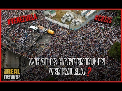 Is the US Orchestrating a coup in Venezuela?