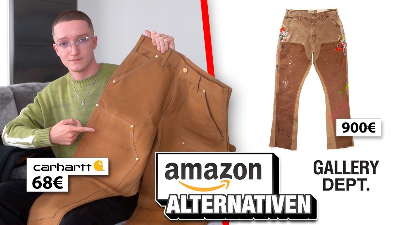 Die besten Hosen auf Amazon für unter 80€..