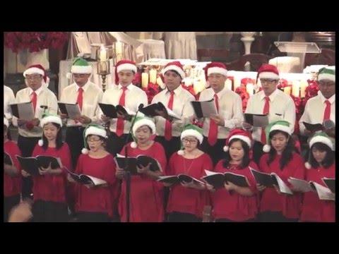 Joy To The World - Konser Natal 2015 Saint Peter Choir Katedral Jakarta