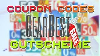 GearBest Coupon Codes, Gutscheine, Rabatte | SAVE MONEY