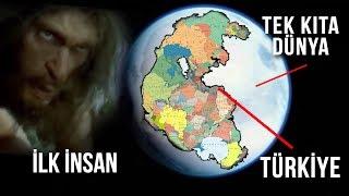 10 Dakikada 4.5 Milyar Yıl - İŞTE İLK İNSAN ve ÖNCESİ