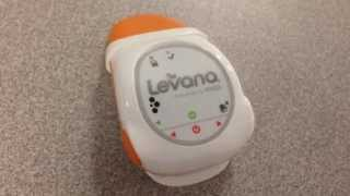 Levana Astra Digital Baby Video Monitor w/ Snuza Oma Baby Movement Monitor System - Unboxing