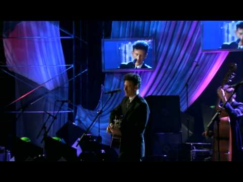 Lyle Lovett & His Large Band - If I Had A Boat