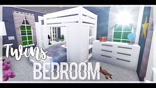 ROBLOX|| Modern Twin Toddler's Bedroom!