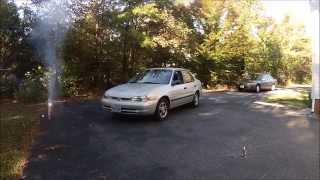 2002 Chevrolet Prizm LSi Commercial