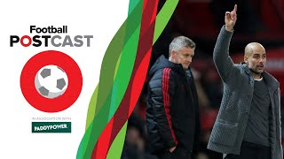 Premier League Preview - Matchday 16 | Man City v Man Utd | Weekend Tipping | Football Postcast