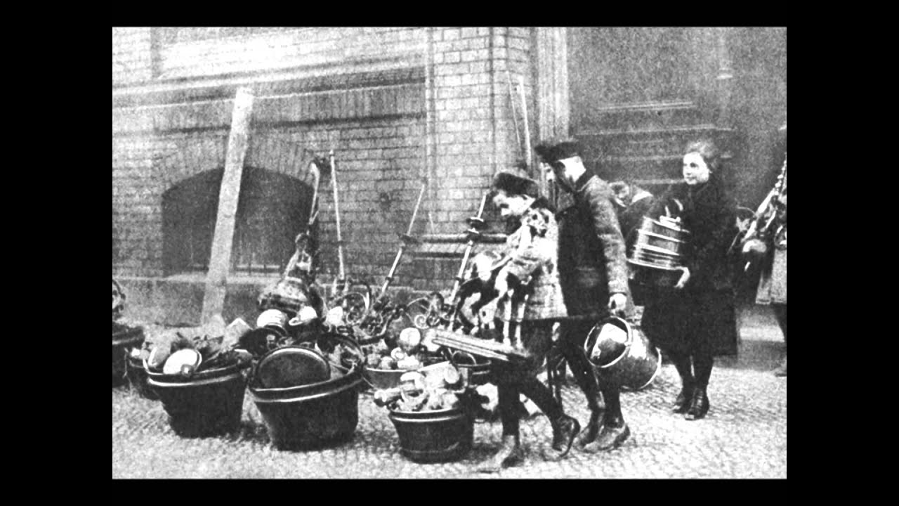 Meghan B - WW1 Homefront video - YouTube