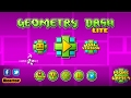 Geometry Dash Lite  - Stereo Madness, Back on Track, Polargeist и Малко Dry Out