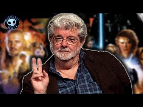 George Lucas knew he