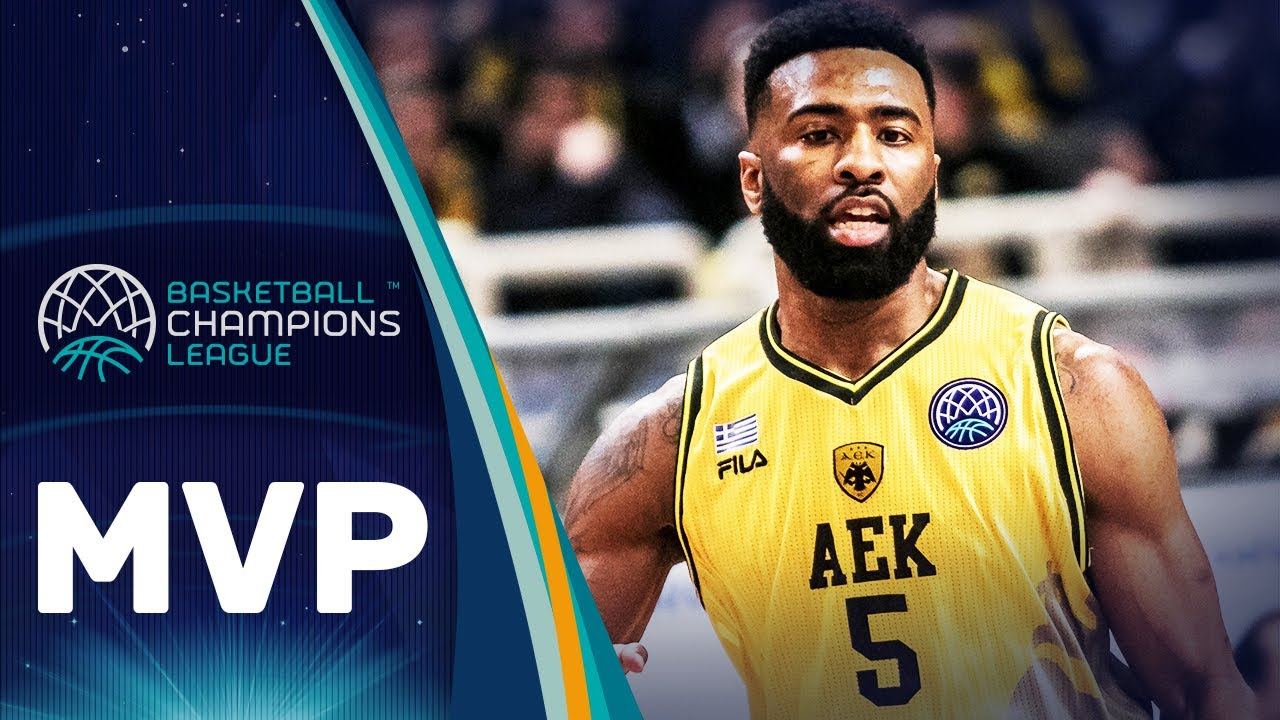 Keith Langford (AEK) | MVP | Basketball Champions League 2019