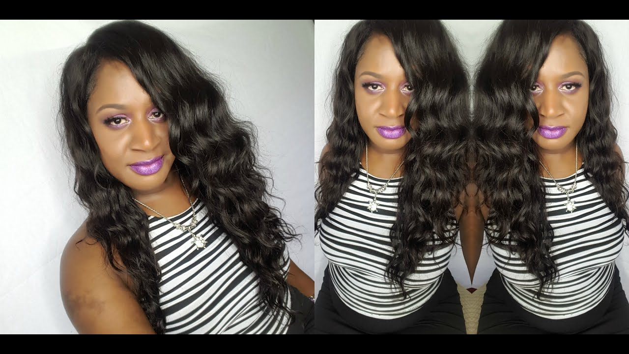 I Love This Hair The Hair Rock Brazilian Ocean Wave Install