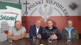 O co chodzi rolnikom? Szokująca konferencja o celowym niszczeniu polskich gospodarstw rolnych.