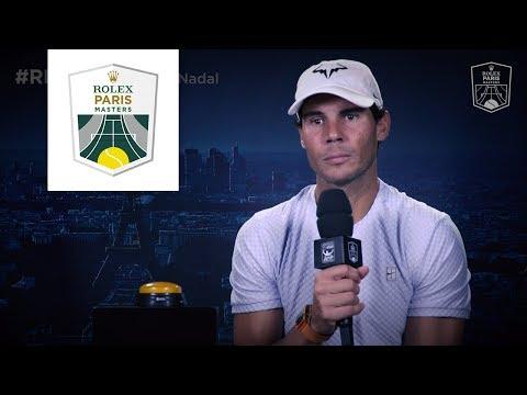 RPMbox : Rafael Nadal | Rolex Paris Masters 2018