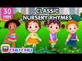 ChuChu TV Classics - Head, Shoulders, Knees \u0026 Toes Exercise Song + More Popular Baby Nursery Rhymes