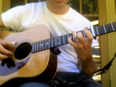Hard Way Home by Brandi Carlile - Fingerstyle Intro - YouTube