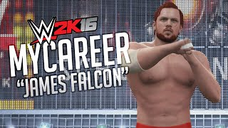WWE 2K16 MyCareer | BC & THE FALCON