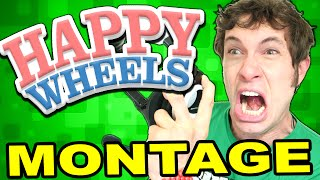 BEST OF HAPPY WHEELS RAGE