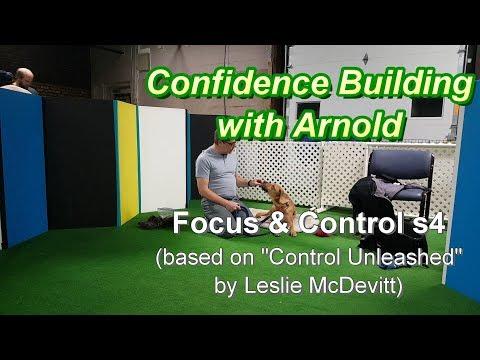 Confidence Building w Arnold - Focus & Impulse Control session 4