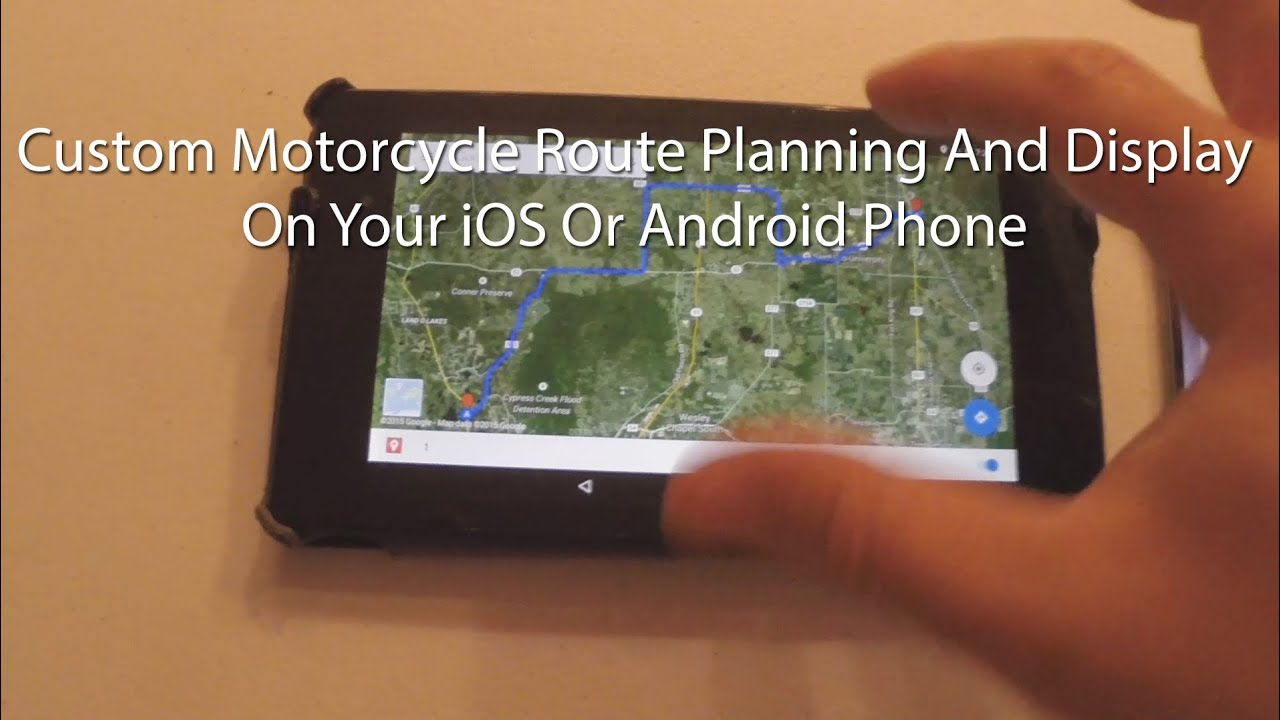 Custom motorcycle map route planning and creation on a phone and custom motorcycle map route planning and creation on a phone and computer gumiabroncs Gallery