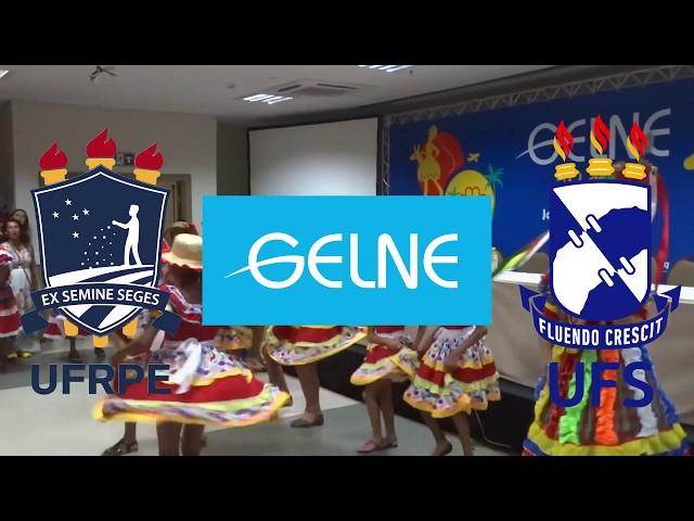 Jornada Itinerante do GELNE - Aracaju/UFS