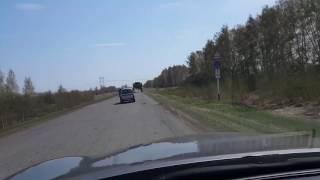 Ну  и дорожный просвет у тачки!!!@