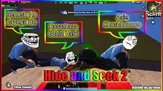 Hide and Seek 2 |Funny PUBGM Video By SRten GaminG | Very Funny 😂🤣
