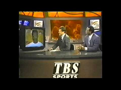 Dominique Wilkins Interview With Craig Sager (3-29-1993)