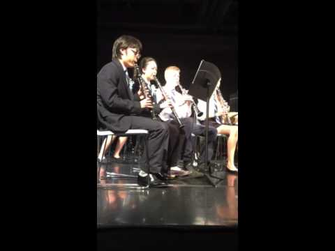Leman Manhattan Preparatory School- 2015 Concert