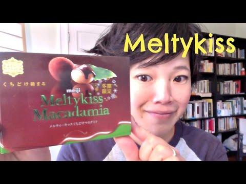 tasting Meltykiss Macadamia - Whatcha Eating? #174