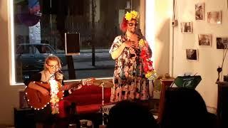 224713 - ANPLAG, Musica y Humor en MU -Invitada:  FLORENCIA ALBARRACIN 21-7-2018