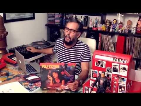 Unboxing PULP FICTION disco de vinil (vinyl)