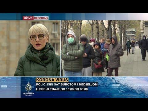 Srbija: Najviše Zaraženih U Radno Aktivnom Stanovništvu