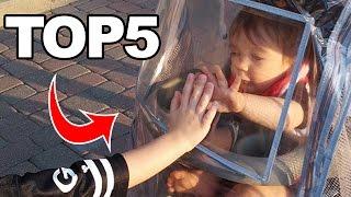 TOP 5 Děti žijící ve speciální bublině